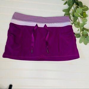 Lululemon Run Energy Skirt